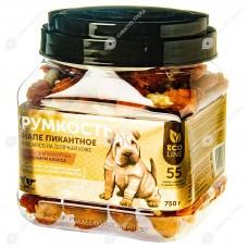 GreenQZin ХРУМКОСТЬ лакомства  для собак мини пород,