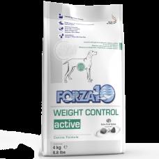 FORZA10 Weight Control Active при избыточном весе у собак с доставкой