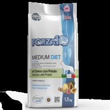 Forza Diet Medium корм для собак из оленины по выгодной цене