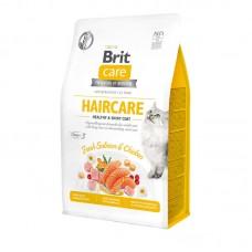 Brit Care Cat беззерновой корм для взрослых кошек Красивая кожа и шерсть