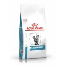 Royal Canin Anallergenic c острой пищевой непереносимостью для кошек