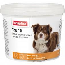 "Beaphar ""Top 10"" комплекс витаминов для собак L-карнитин"