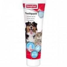 Beaphar Tooth Paste Зубная паста для собак и кошек со вкусом печени 100 гр