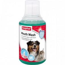 Beaphar Mouth Water Жидкость для чистки зубов собак и кошек 250 мл