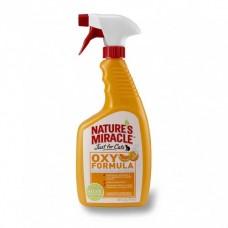 8in1 Natures Miracle Orange-Oxy с активным кислородом Уничтожитель запахов кош.меток и мочи 709м
