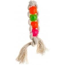 COMFY игрушка для собак MINT канат с 4 элементами  и ароматом мяты