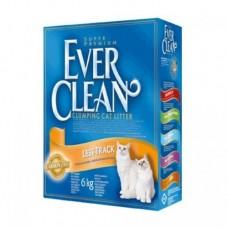 EVER CLEAN Less Trail Наполнитель комкующийся для длинношерстных кошек