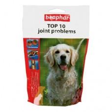 Beaphar Top 10 витамины с глюкозамином, для костей и суставов 75 таб.
