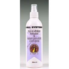 1 All Systems Hair revitalaizer антистатик для кошек и собак 250 мл