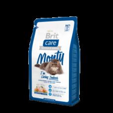 Brit Care Indoor Гипоаллергенный корм для домашних кошек