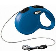 FLEXI Рулетка трос NEW CLASSIC S