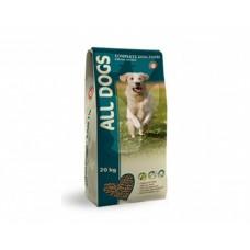 All DOGS корм для взрослых собак всех пород