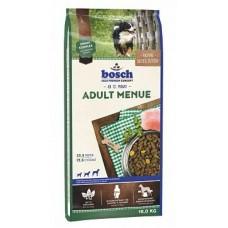 Bosch Adult Menue сухой корм для собак 15 кг