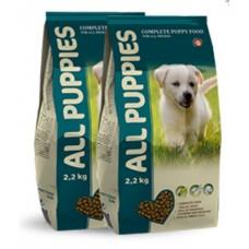 All DOGS корм для щенков всех пород