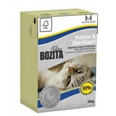 Bozita Feline Кусочки курицы в желе для стерилизованных кошек 190 гр