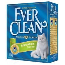 EVER CLEAN Extra Strength Scented Наполнитель комкующийся с ароматизатором