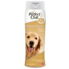 8in1 Успокаивающий шампунь для собак с овсяной мукой с раздраженной кожей 470 мл