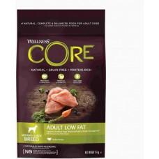 Wellness Core Корм со сниженным содержанием жира для собак средних и крупных пород