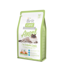 Brit Care Гипоаллергенный корм для пожилых кошек
