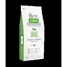 Brit Care Grain-free Беззерновой корм для собак крупных пород лосось с картофелем
