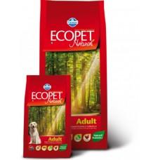 Ecopet Natural Adult сухой корм для взрослых собак
