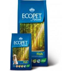 Ecopet (Экопет) Fish сухой корм для взрослых собак с рыбой по низкой цене