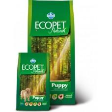 Ecopet Natural Puppy корм для щенков, беременных и лактирующих сук