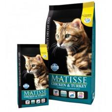 Farmina Matisse корм для кошек индейка с курицей