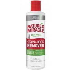 8in1 Natures Miracle Универсальный уничтожитель пятен и запахов от кошек спрей 946