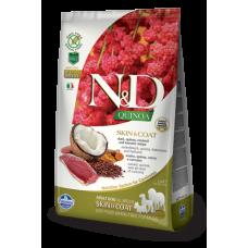 Farmina N&D Dog Quinoa корм для здоровья и шерсти у собак