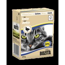 Bozita консервы для кошек  Кусочки утки в желе 190 гр