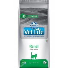 Farmina Vet Life Cat Renal Почечная недостаточность у кошек