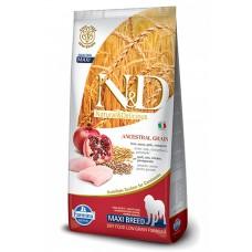 Farmina N&D LG корм для щенков средних и крупных пород