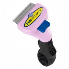 FURminator для кошек маленьких короткошерстных пород Short Hair Small Cat 4 см