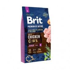 BRIT Premium Junior S корм для щенков и для беременных и кормящих сук
