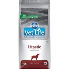 Farmina Vet Life Hepatic корм при поченочной недостаточности у собак