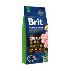 BRIT Premium Adult XL корм для взрослых собак гигантских пород (45–90 кг)