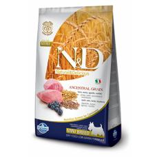 Farmina N&D Low Grain Dog Adult Mini для взрослых собак мелких пород ягненок