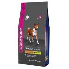 Eukanuba корм для взрослых собак средних пород
