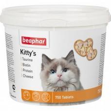Beaphar Kitty's Mix витаминизированное лакомство для кошек