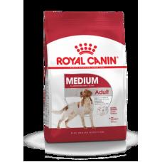 Royal Canin Medium Adult корм для собак средних пород в Новосибирске
