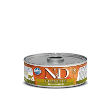 Farmina N&D беззерновой влажный корм кошек Утка и тыква 80 гр