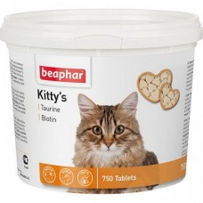 Beaphar Витамины для кошек Таурин+Биотин
