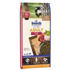Bosch Adult Lamb & Rice корм для взрослых собак все пород с ягненком