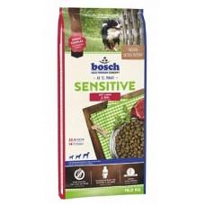 Bosch Sensitive Lamb & Rice корм для собак с чувствительным пищеварением