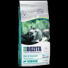 Bozita Sensitive Diet & Stomach Корм для кошек с чувствительным пищеварением