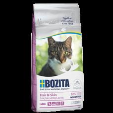 Bozita Sensitive Hair & Skin Корм для здоровой кожи и шерсти кошек