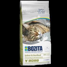 Bozita Sterilised Корм для стерилизованных кошек с курицей