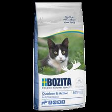 Bozita Outdoor & Active корм для активных кошек
