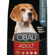 Farmina Cibau Adult Medium корм для собак средних пород